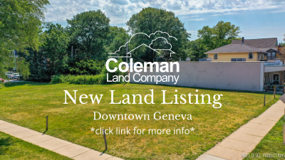 New Land Listing- Geneva