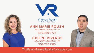 Joseph Viveros & Ann Marie Roush