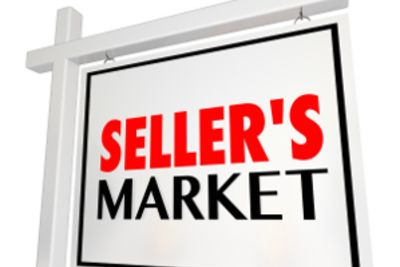 Seller trifecta: strong economy, low rates, inventory shortage