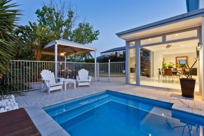 Does a pool add value to the sale price of a home?