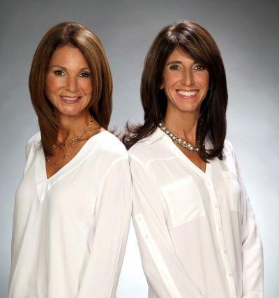 Nancy Gefen & Kathy Green