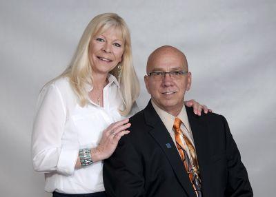 Debby and Jeff Harwood,
