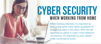 Cyber Security When Working From Home
