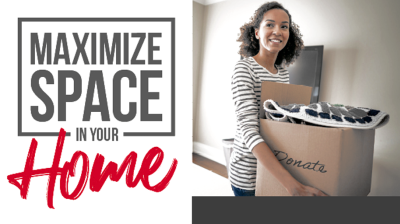 Maximize Space in Your Home