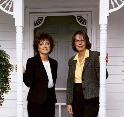 Marg DeGlandon & Brenda Longtin
