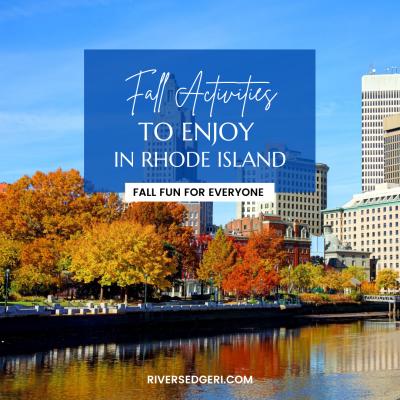 Fall Activities in Rhode Island