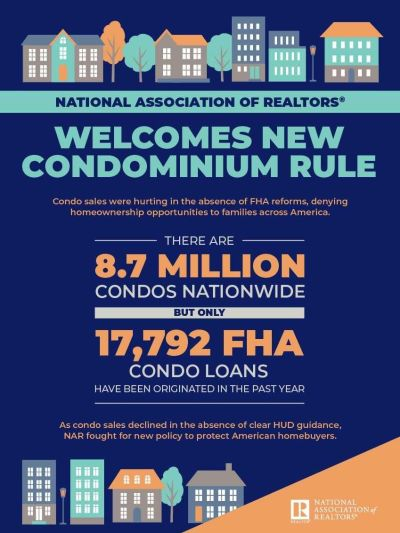 New  FHA Condo Approval Rule