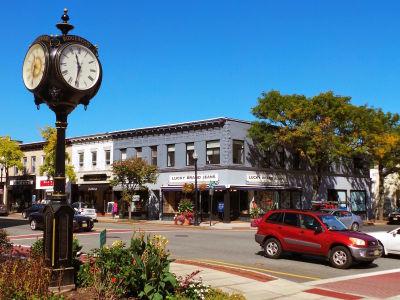 Ridgewood Tour of the Town