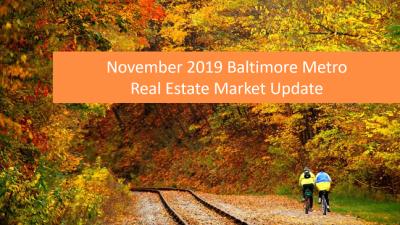 November 2019 Baltimore Metro Real Estate Market Update