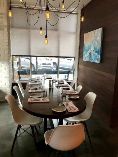 Ember Wood Fired Kitchen now open in Mt. Pleasant in Belle Hall Shopping Center