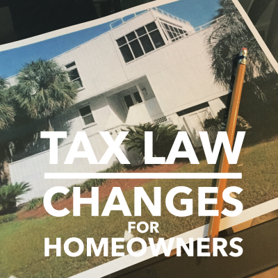 How the Tax Bill impacts Homeowners