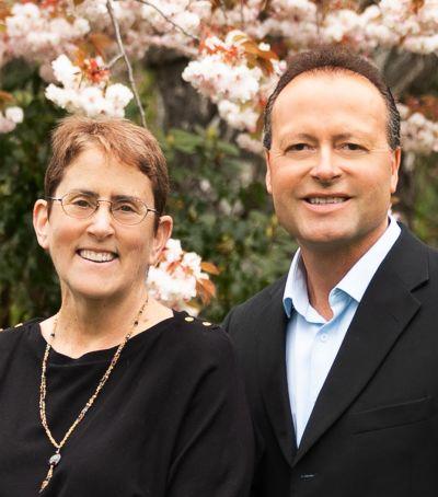 James Borrud and Linda Keylon