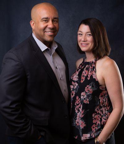 Ahmed Evans & Lisa Archdale