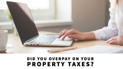You may be entitled to a refund if you overpaid on your property taxes