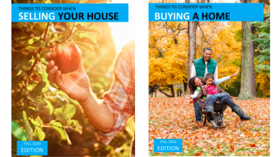 FALL 2020 BUYER & SELLER GUIDES