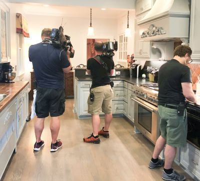 Carter Group Realtor's Downtown Concord home to be featured in HGTV show 'House Hunters'