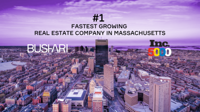 Bushari Real Estate Named One of the Nation's Fastest Growing Companies