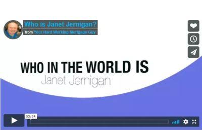 Meet Janet Jernigan