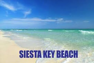 Siesta Key Beach #1 Again!