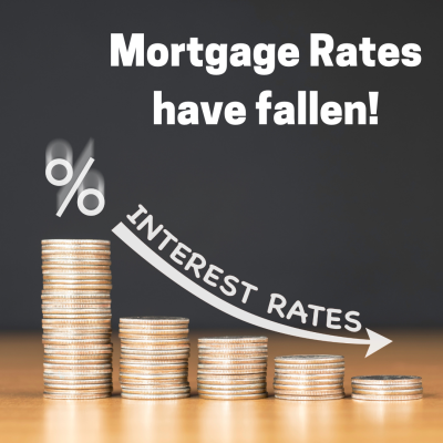 2019 Mortgage Rates Fall