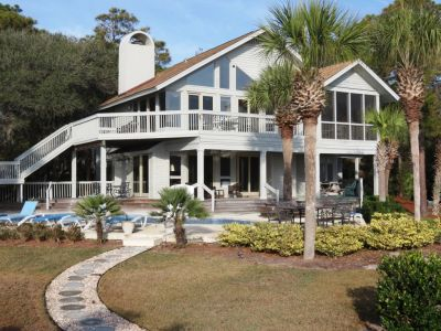 Sea Pines Homes