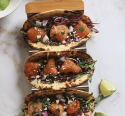 Fish Tacos and Aguachile
