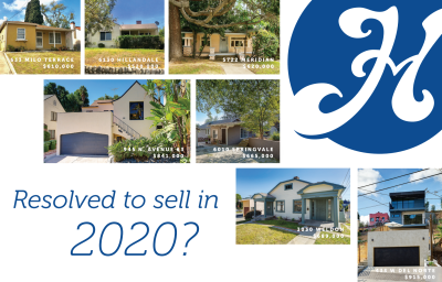 Thinking of Selling in 2020?