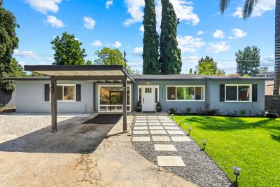 FOR SALE | 4 Bedroom EAGLE ROCK Mid-Century Home