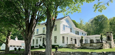 RECENT SALE: New Milford, CT $1,188,000 Represented Buyer