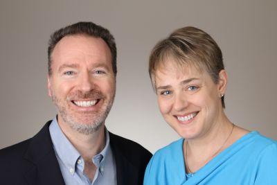 Rachel and M. Travis Hurst