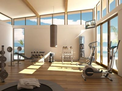 How to build the perfect home gym!