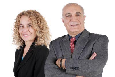 Deborah  & Aldo Iemma