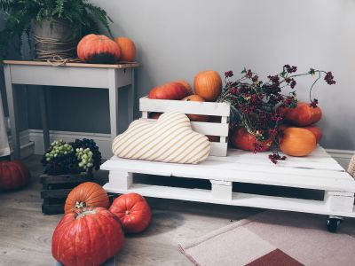 Fun Halloween Home Decor