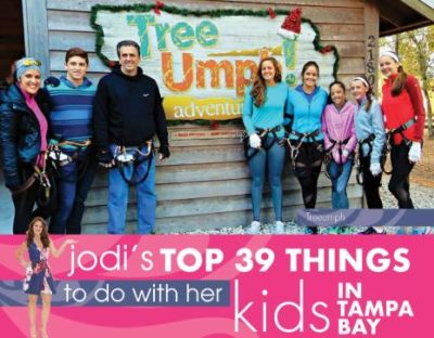 Jodi's top 39 things to do with her kids in Tampa Bay