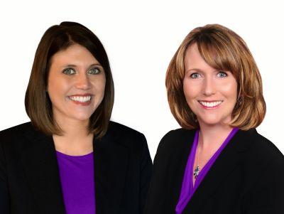 Carolyn Alzueta & Hillary Lafferty