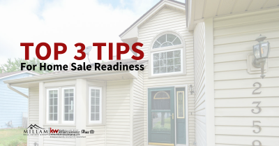 Top 3 Tips For Getting Your Home Ready for Sale This Summer