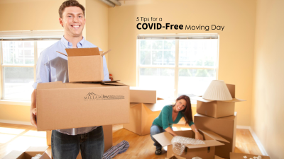 Five Home Buyer Tips for Moving During COVID-19
