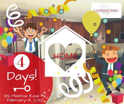 The Count Down to Home Ownership!