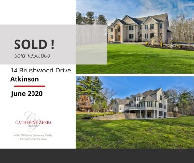 SOLD in Atkinson $950,000