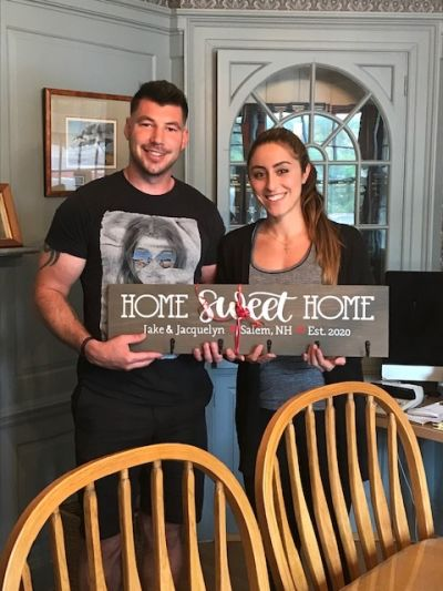 Thank you & Congrats to these 1st time Home Buyers!