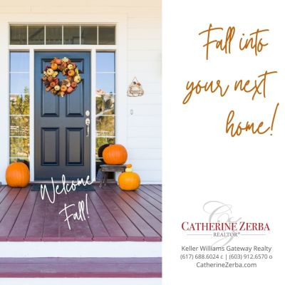 Fall Into Your Next Home!