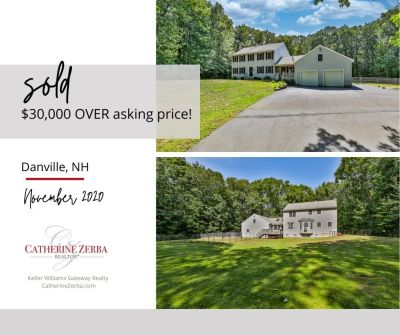 SOLD $30,000 ABOVE Asking Price!