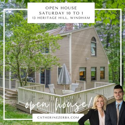 NEW to the real estate MARKET in WINDHAM,NH