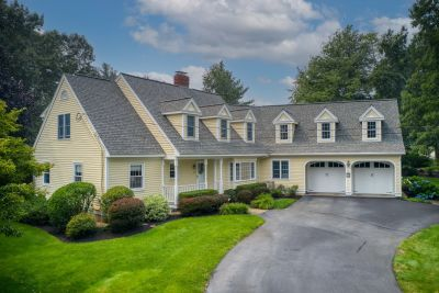 Atkinson Cape on 3+ Acres, New to the Market!