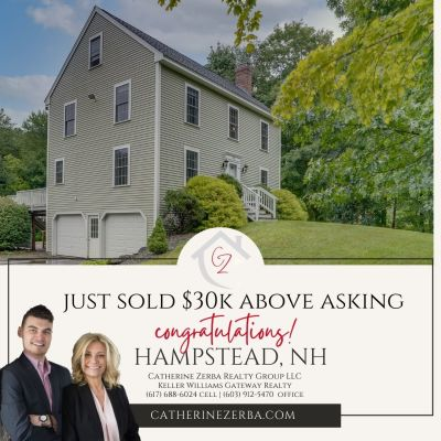 Sold in Hampstead $30k Above Asking, and Sold $430k Above Asking Year-to-date!