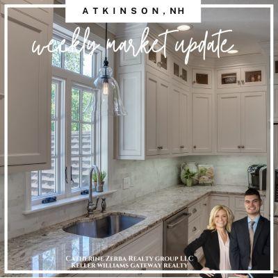 Atkinson Weekly Real Estate Market Update, 9/25