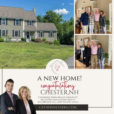 JUST PURCHASED in CHESTER,NH –  October 2021