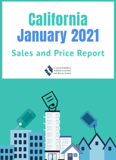 January 2021 Sales and Price Report