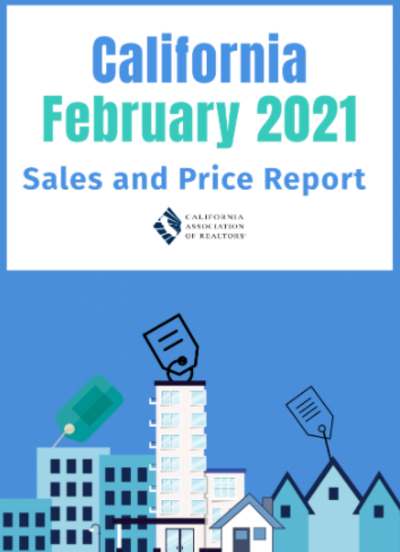 February 2021 Sales and Price Report