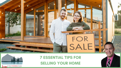7 Essential Tips for Selling your Home